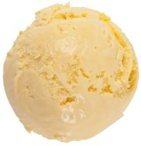 Honey butter ice cream
